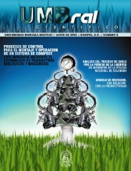 toda la revista - Universidad Manuela Beltran