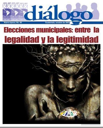 diálogo oct 07 - Facultad Latinoamericana de Ciencias Sociales