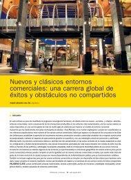 Nuevos y clásicos entornos comerciales: una carrera ... - Mercasa