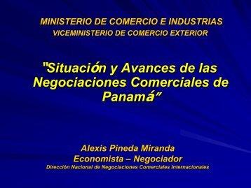 Actualización de los Tratados Comerciales - Viceministerio de ...
