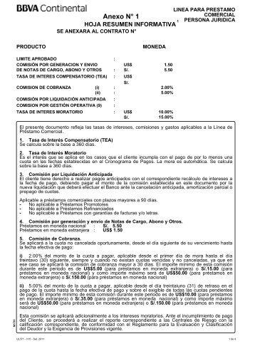 Cartilla informativa de modificaciones bbva banco Bod solicitud de chequera