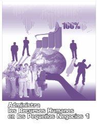 Administra los Recursos Humanos en los Pequeños Negocios I