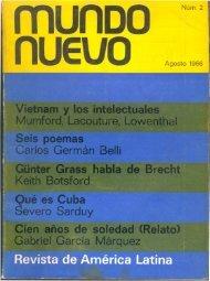 Nº 2 (ago. 1966) - Publicaciones Periódicas del Uruguay