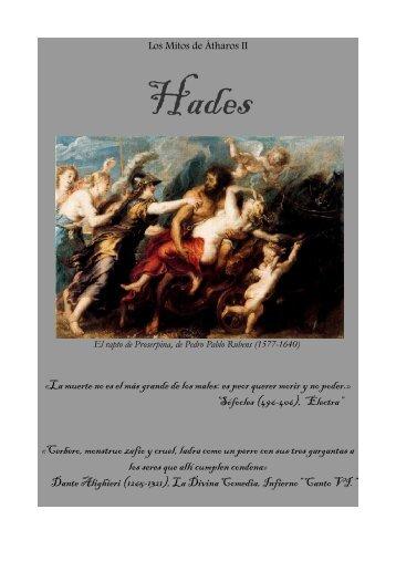 2. Hades (Descarga PDF) - Los Mitos de Átharos