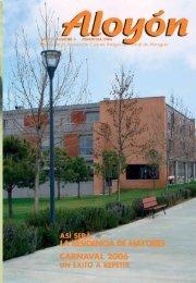 Aloyón - Asociación Cultural Amigos de Corral de Almaguer