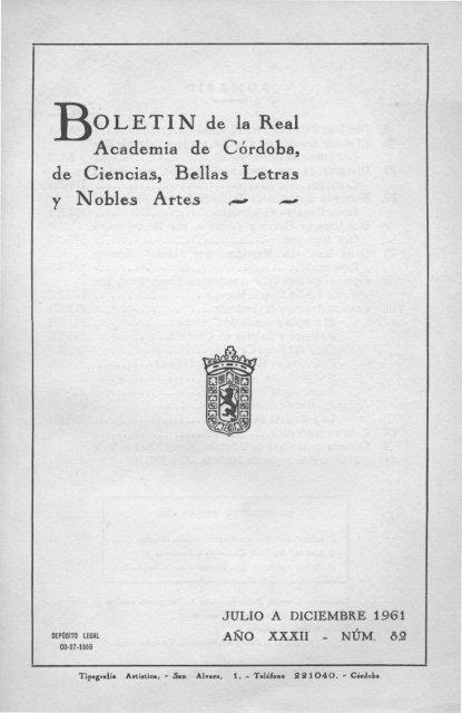Ciencias Bellas Letras Y Nobles Artes Real Academia De
