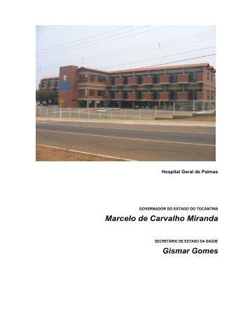Marcelo de Carvalho Miranda Gismar Gomes - Ministério da Saúde