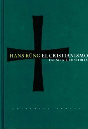 El cristianismo. Esencia e historia - Laicos