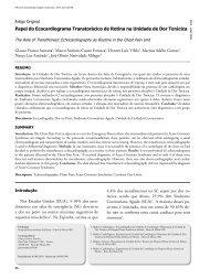 Papel do Ecocardiograma Transtorácico de Rotina na Unidade de ...