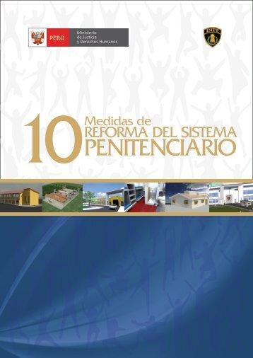 LAS 10 MEDIDAS DE REFORMA DEL SISTEMA PENITENCIARIO.pdf