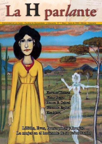 La mujer en el horizonte de su refundación Lilliths, Evas ...