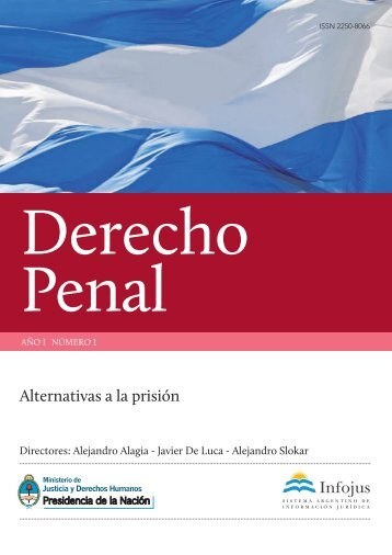 Revista Derecho Penal - Sistema Argentino de Informática Jurídica