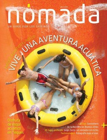 Abril 2010 - Revista Nomada
