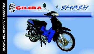 SMASH pdf - Gilera