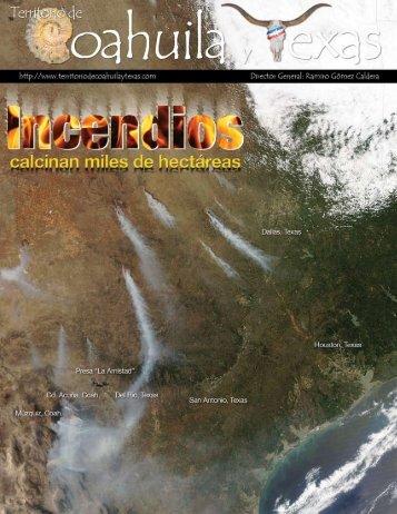 1. - Territorio de Coahuila y Texas