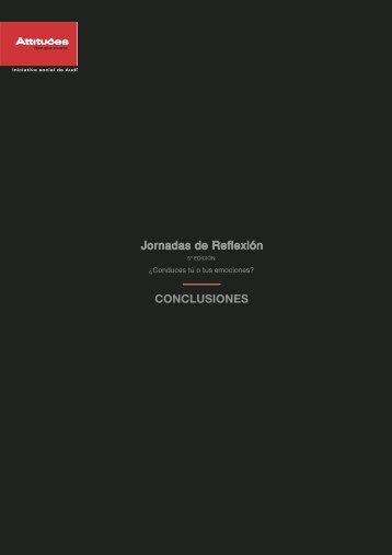 Conclusiones Jornada 5. - Audi Attitudes