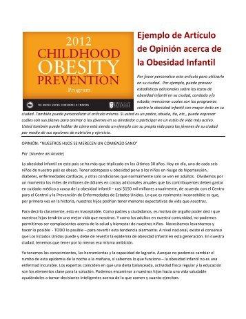 Un ejemplo de promoción de la participación infantil a