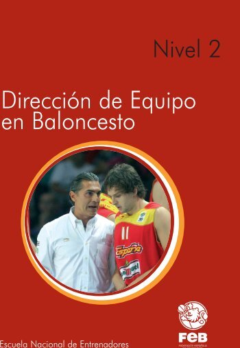 Dirección de Equipo en Baloncesto Nivel 2 - club del entrenador