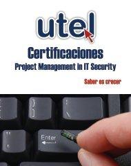 Project Management in IT Security - Tu campus en casa