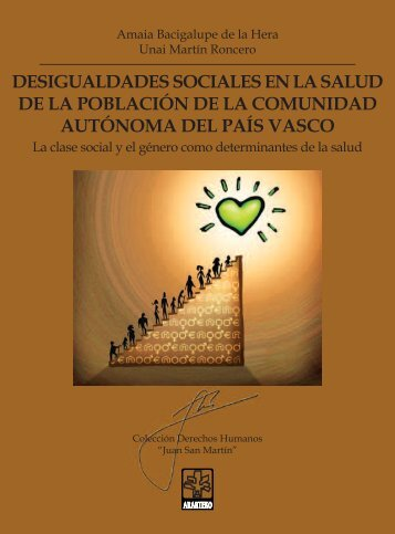 Desigualdades sociales en la salud de la población de la ... - Ararteko