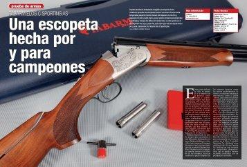 FABARM ELOS C SPORTING AS Reportaje sobre nuestra ... - Ardesa