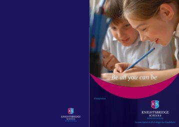 Untitled - Knightsbridge Schools International