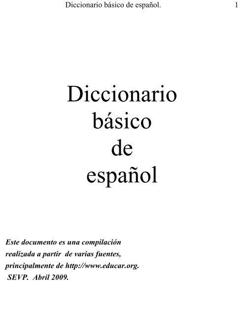 Diccionario Basico Castellano.pdf