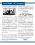 Primavera 2011 - Sociedad Honoraria Hispánica - Page 5
