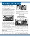 Primavera 2011 - Sociedad Honoraria Hispánica - Page 6