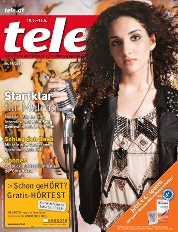 tele-Heft Nr. 19/2013