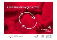 REDE PME INOVAÇÃO COTEC - Adi