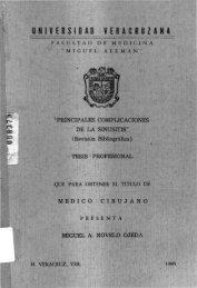 Principales complicaciones de la sinusitis (Revisión bibliográfica)