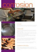 Consejos de limpieza del acero inoxidable en la hostelería - Aperam - Page 6