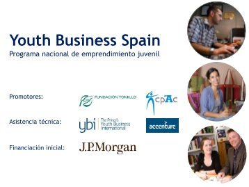 Youth Business Spain (YBS) - Plataforma de emprendimiento y ...