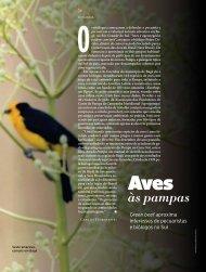 às pampas - Revista Pesquisa FAPESP