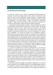 Las prácticas sociales del lenguaje - Reforma de la Educación ...