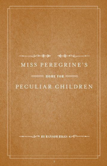 Miss-Peregrines-Home-for-Peculiar-Children-PDF