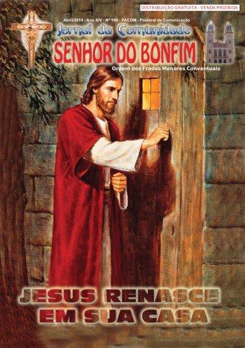 Santo André, abril de 2010 Jornal da Com Jornal da Comunidade ...