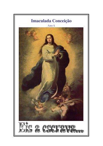 Liturgia da Solenidade da Imaculada Conceição