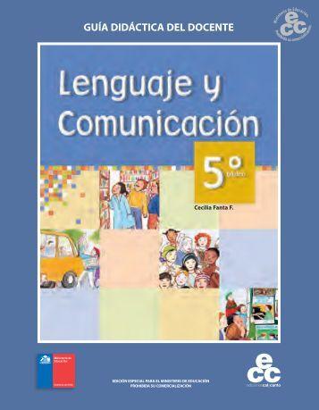 Lenguaje y Comunicación - Ministerio de Educación