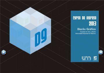 Diseño Gráfico - Facultad de Artes - Universidad Nacional de Misiones