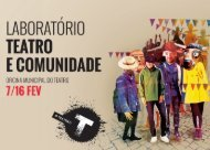 Teatro - Junta de Freguesia de Pereira