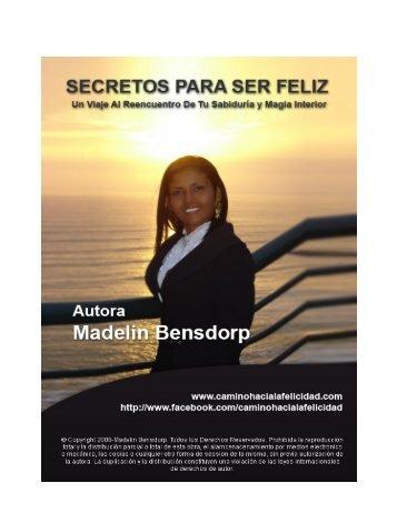 secretos para ser feliz - Caminohacialafelicidad.com