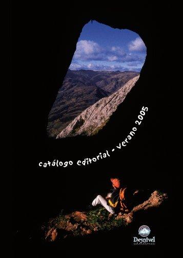 Descargar catálogo en pdf (2883 KB) - Ediciones Desnivel