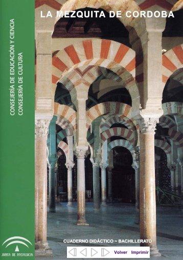 la mezquita de cordo la mezquita de cordoba ba ba - Historia ...