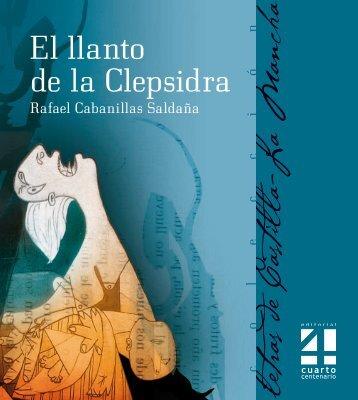 El llanto de la Clepsidra - Editorial Cuarto Centenario