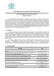 Edital 055-2012 CAPES