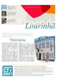 Património - Museu da Lourinhã