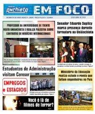 28 de abril - Faculdades Padre Anchieta