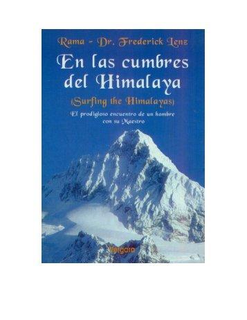 En las cumbres del Himalaya - Osho y maestros espirituales